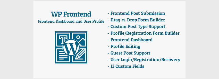WP Frontend