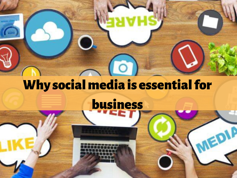 Why social media is essential for business